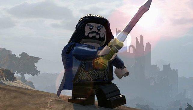 Thorin ist einer der spielbaren Helden.