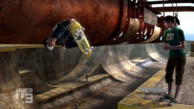 Ist eure Skateboardfirma erst einmal berühmt, könnt ihr euch vor Fans und Groupies nicht mehr retten.