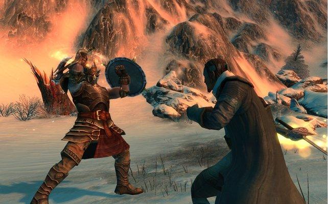 Was wären Online-Rollenspiele ohne verfeindete Fraktionen? Wahrscheinlich Flops.
