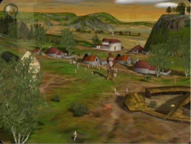 Römische Dörfer?