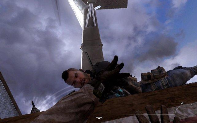 Solche geskripteten Sequenzen machen das gewisse Etwas von Modern Warfare 2 aus.