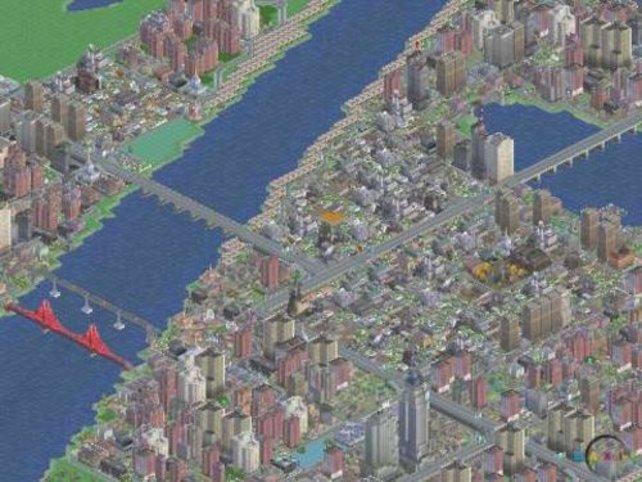 Eine solche Stadt aufzubauen, erfordert einiges an Geschick und Geduld.