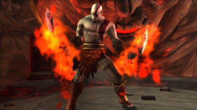 Kratos ist mal wieder mächtig mies drauf.