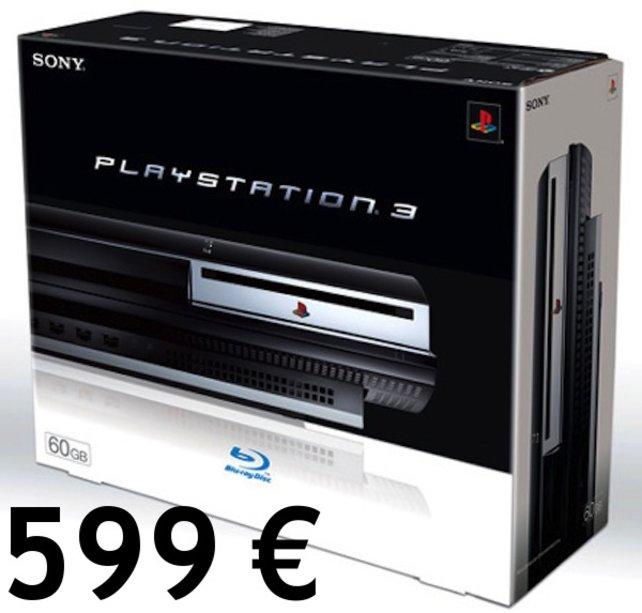 Die Playstation war zur Markteinführung immer eine der teuersten Konsolen.