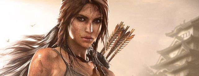 Die neue Lara ist in der Neuauflage von Tomb Raider 21 Jahre jung.