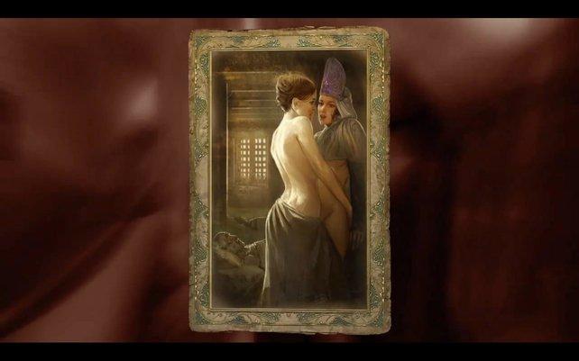 Die Krankenschwestern kümmern sich um Geralt, insofern er im fünften Kapitel neutral eingestellt ist.