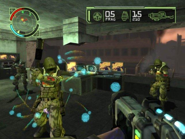 Das Apocalyptische Flair zieht sich durch das gesamte Spiel wie ein roter Faden.