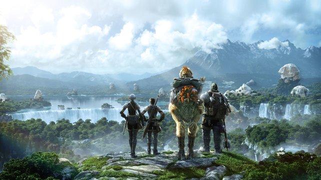 Die neue Welt von Final Fantasy 14 ist groß. Seid ihr bereit, sie zu erkunden?