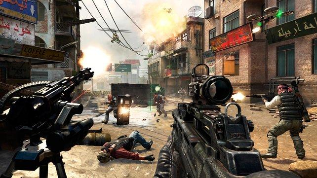 Mehr Hightech, mehr Online-Modi, mehr Zombies. Black Ops 2 bietet mehr von allem.