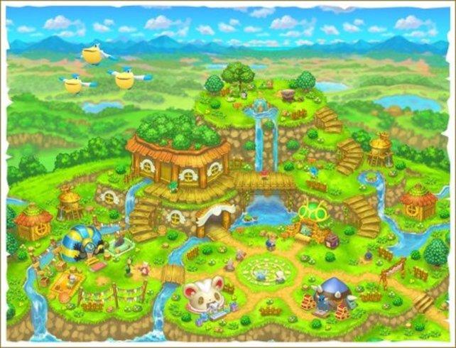 Erschafft euer eigenes Pokémon-Paradies.
