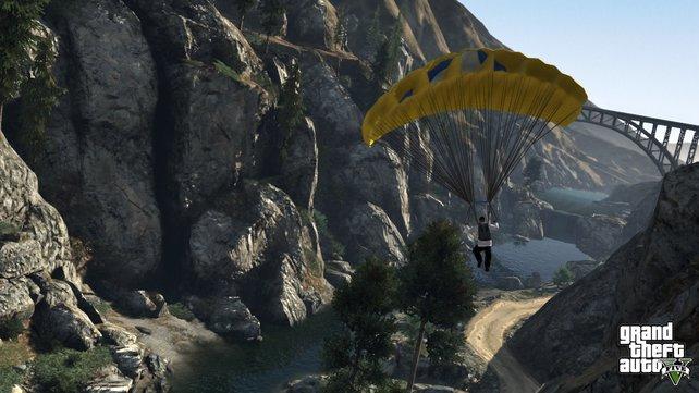 Spielerische Freiheiten sind für GTA 5 schlichtweg ein Muss!