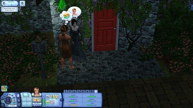Elfen sind keine übernatürliche Sims. Sie haben lediglich eine graue Hautfarbe und lustige Ohren.
