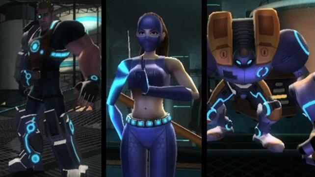 Welcher Spyborg darf es denn sein?