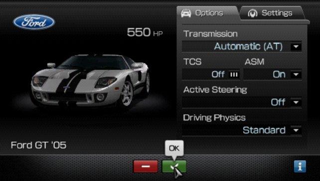 Wer die Wahl hat: Ihr könnt zwischen 800 Fahrzeugen wählen.