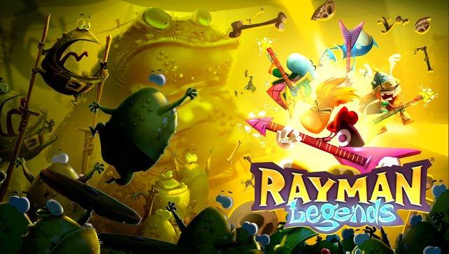 Rayman rockt!