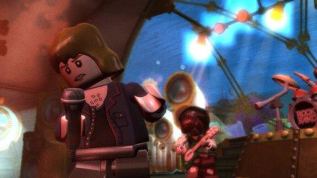 """""""Lego Rock Band"""", Plattform für Zocker aller Gewohnheiten?"""