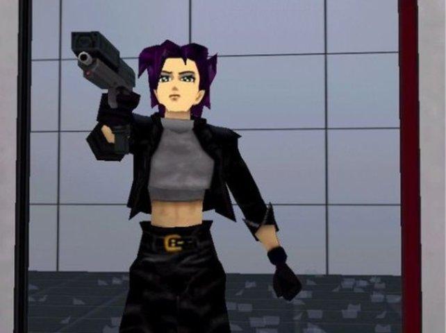 Konoko, die Heldin