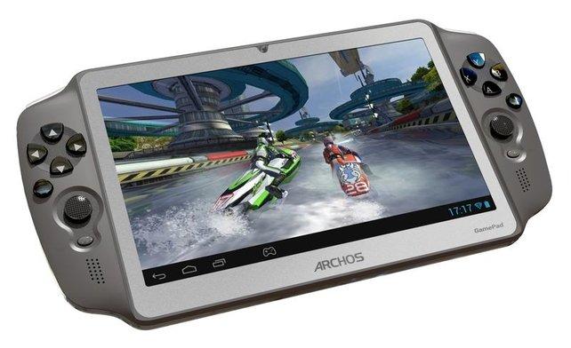 ArchosGamepad: Günstiges Android-Tablet mit Spielefähigkeiten.