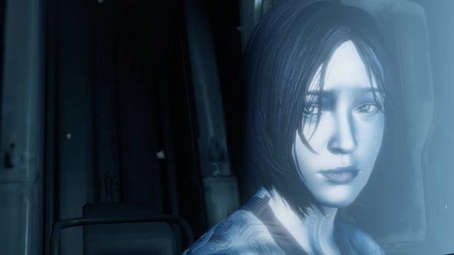 KI mit Dachschaden: Cortana.