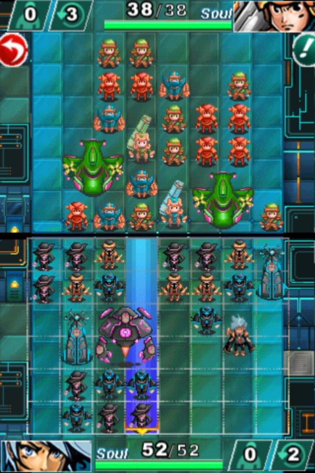 chronoSgear ist Clash of Heroes in neuem Gewand.