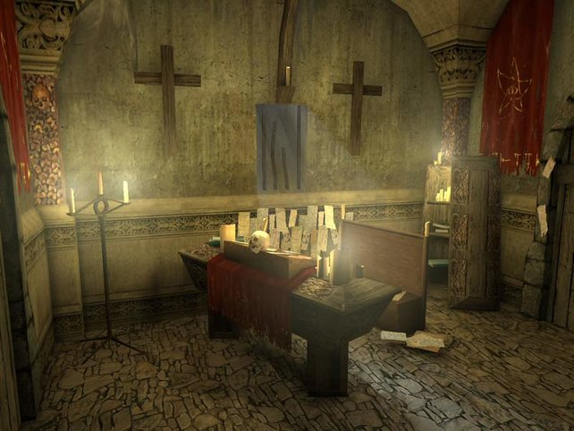 Ein letztes Gebet kann nicht verkehrt sein