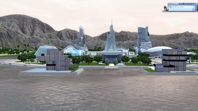 Die neue Nachbarschaft der Zukunft.