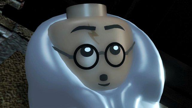 Im Lego-Universum macht sich der putzige Klötzchen-Harry gut.
