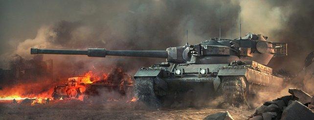 World of Tanks kommt für iOS und Android, Beta startet auf Xbox 360