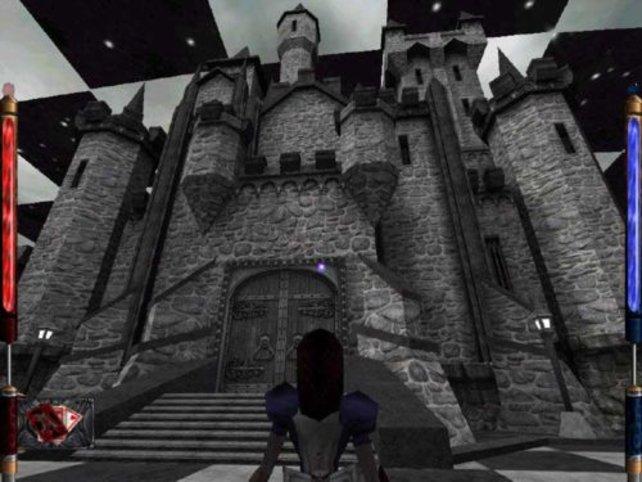 In dieser Burg warten einige Überraschungen