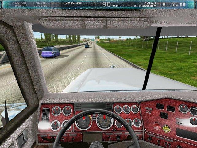 Rig'n'Roll: Auf dem Highway ist die Hölle los. Naja, manchmal zumindest.