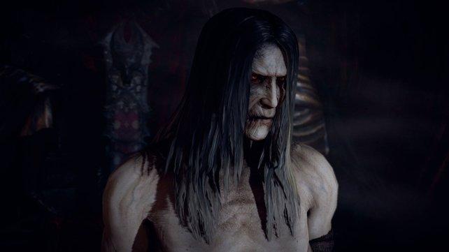 Noch hat Dracula nicht seine alte Macht erlangt.