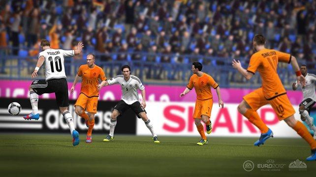 Bereits in der Vorrunde treffen die beiden Titelanwärter Deutschland und Niederlande aufeinander.