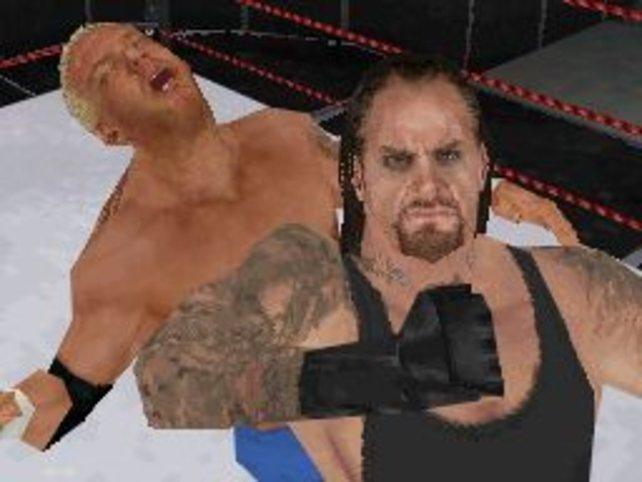 Der Undertaker ist nicht nur alt, sondern auch kantig geworden.