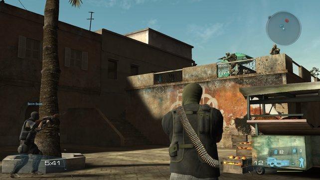 Confrontation ist ein reinrassiger Online-Shooter. Gut ist er jedoch nicht.