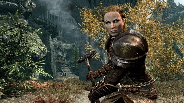 Dawnguard bietet eine neue Geschichte, Fähigkeiten und Ausrüstung.