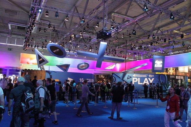 Sony läutet auf der Gamescom die vierte PlayStation-Generation ein.