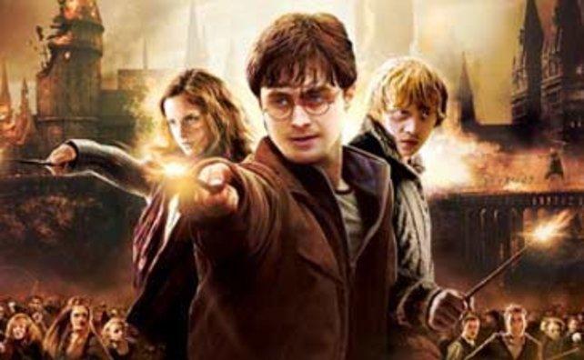 Harry Potter und seine Freunde - kein Abschied für immer.
