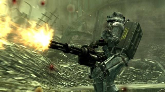 New Vegas basiert auf der Engine von Fallout 3.