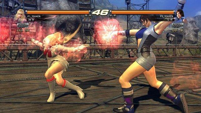 Seit neuestem prügelt ihr auch im Free2Play.