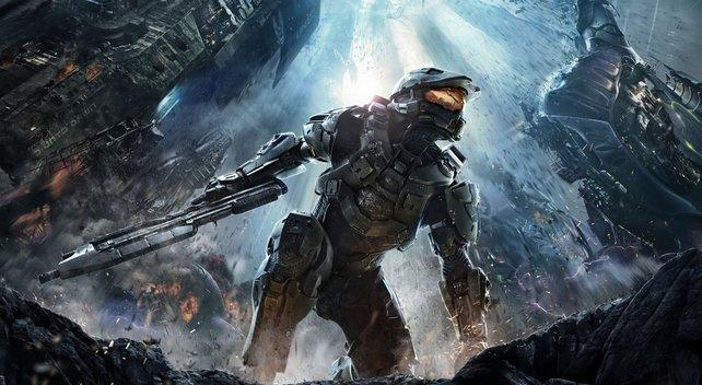In Halo 4 rettet der Master Chief erneut die Galaxie.