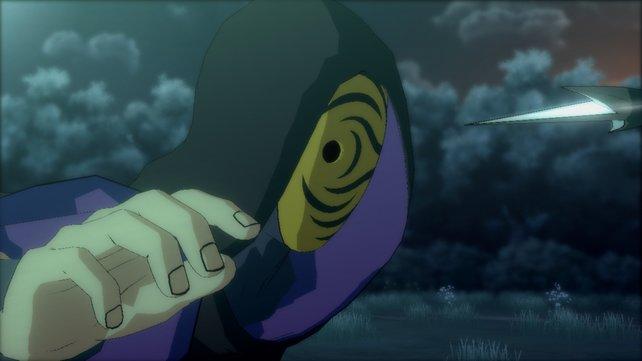 Der maskierte Mann ist das wahre Übel, mit dem keiner rechnete.