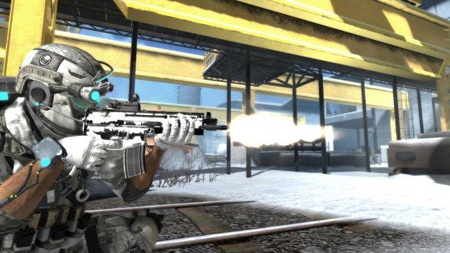 Ein taktisch cleverer, kostenloser Shooter - Ghost Recon Online.