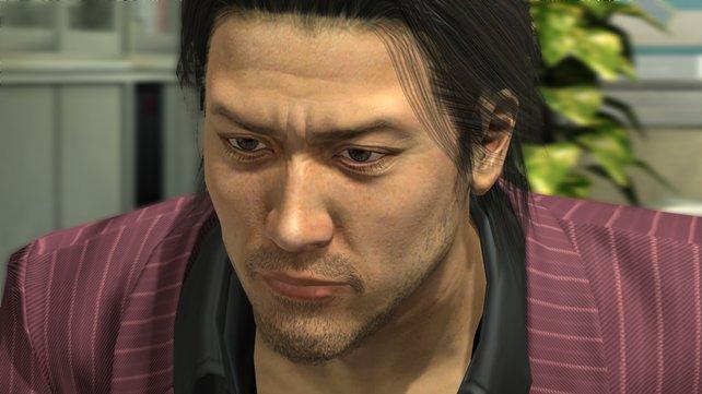 Neue Helden treten in Yakuza 4 in Aktion.