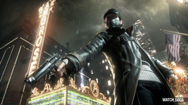 Kauft ihr etwa Watch Dogs für Xbox One, ist es an euer Benutzerkonto gebunden.