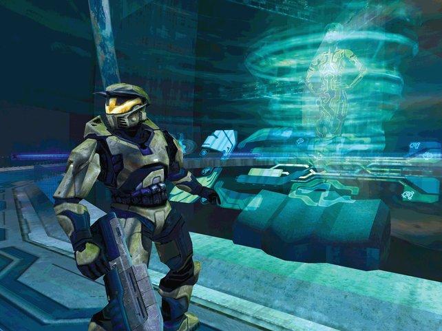 Der erste Halo-Auftritt war ein Wegweiser für viele Shooter-Elemente.