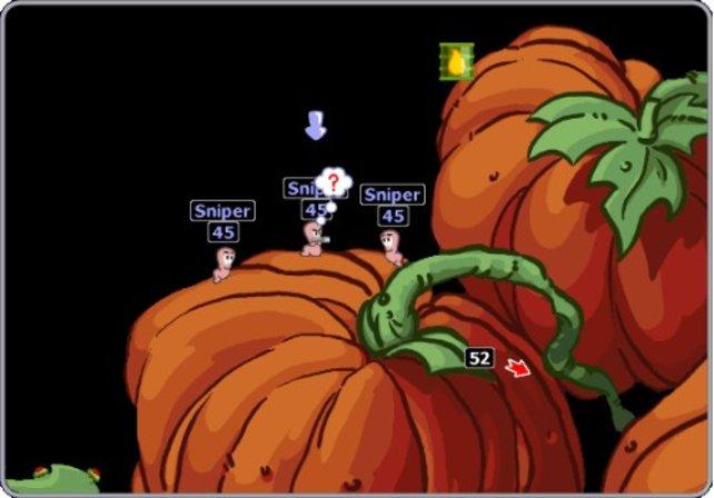 Ein exzellentes Multiplayerspiel  ist Worms Armageddon