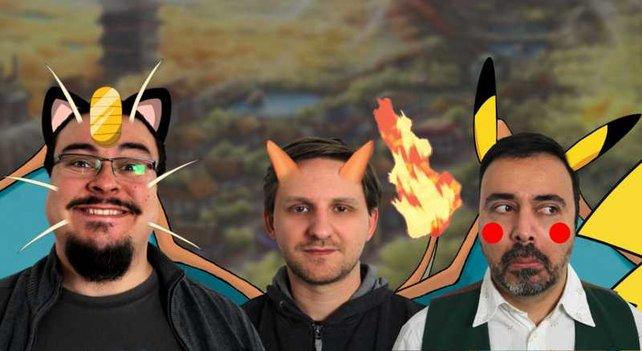 Maucus, Glubi und Mickachu sind drei Pokémon, die echt keiner sehen will.