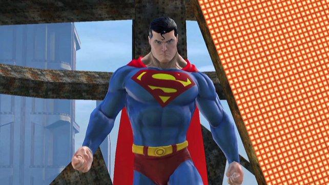 Bekannte Comic-Helden wie Batman oder Superman nehmen in DC Universe Online die Rolle des Mentors ein.
