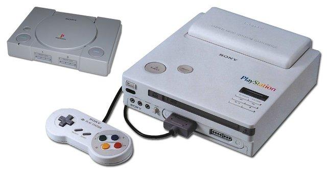 Die klare Trennung zwischen Sony und Nintendo gab es nicht immer.