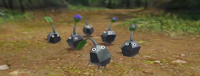 """Pikmin 3: Das können die Fels-Pikmin und das """"KopPad"""" (Video)"""